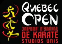 Québec Open Logo